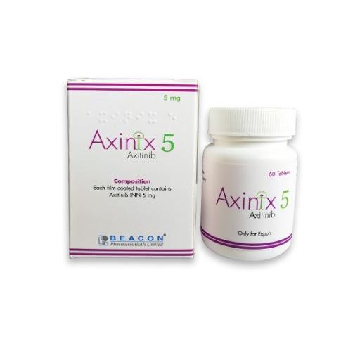 阿西替尼(axitinib)(INLYTA)的使用警告和注意事情-